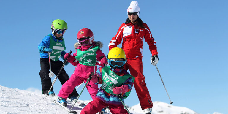 French Ski School Corbier